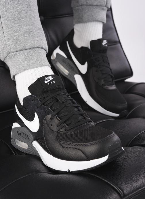 Nike Baskets - NIKE AIR MAX EXCEE (Noir) - Baskets chez Sarenza ...