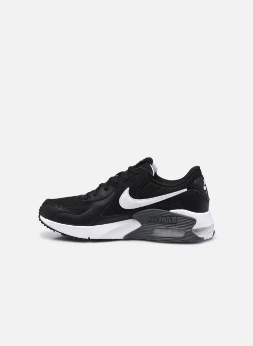 Sneaker Nike NIKE AIR MAX EXCEE schwarz ansicht von vorne