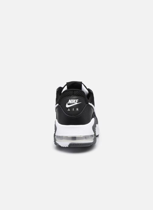 Sneaker Nike NIKE AIR MAX EXCEE schwarz ansicht von rechts