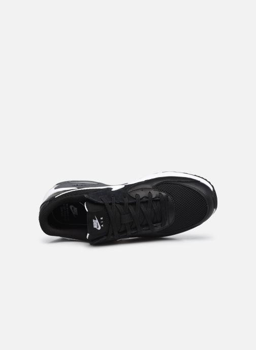 Sneaker Nike NIKE AIR MAX EXCEE schwarz ansicht von links