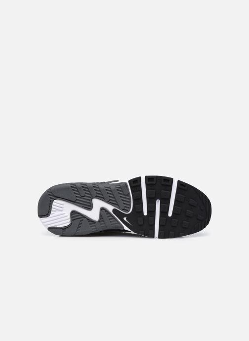 Sneaker Nike NIKE AIR MAX EXCEE schwarz ansicht von oben