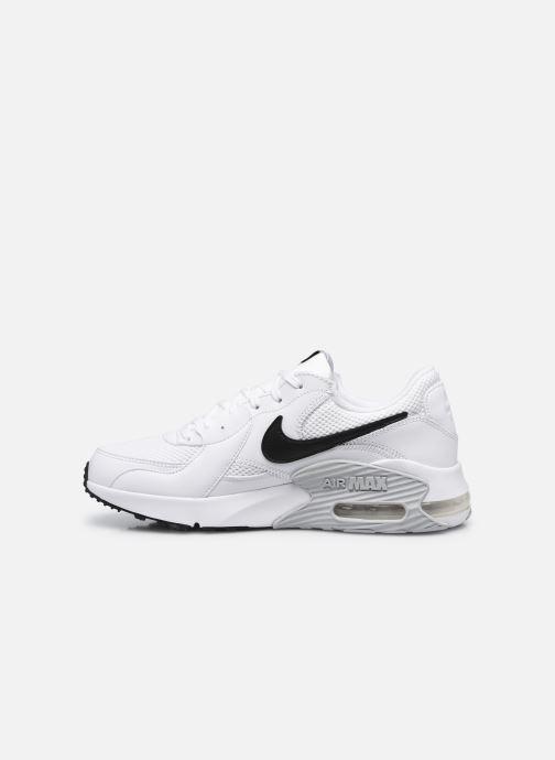 Sneaker Nike NIKE AIR MAX EXCEE weiß ansicht von vorne