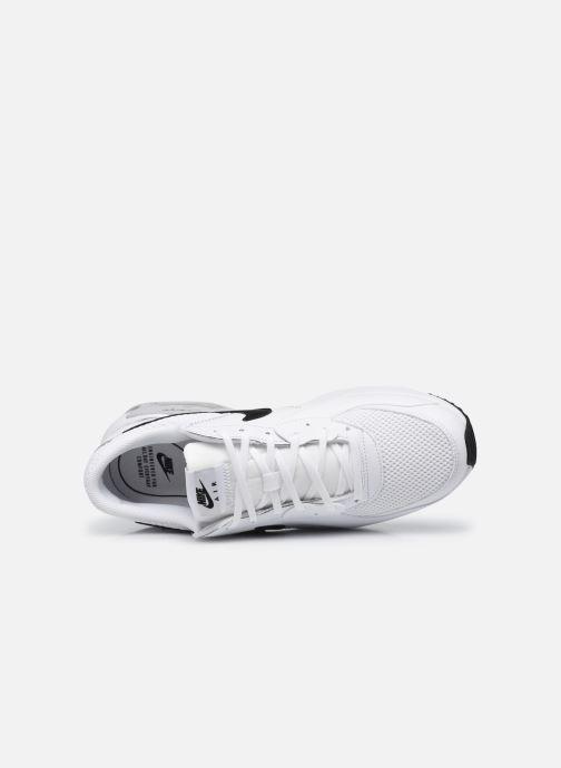 Baskets Nike NIKE AIR MAX EXCEE Blanc vue gauche