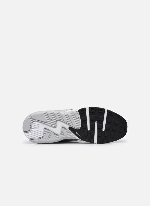 Baskets Nike NIKE AIR MAX EXCEE Blanc vue haut