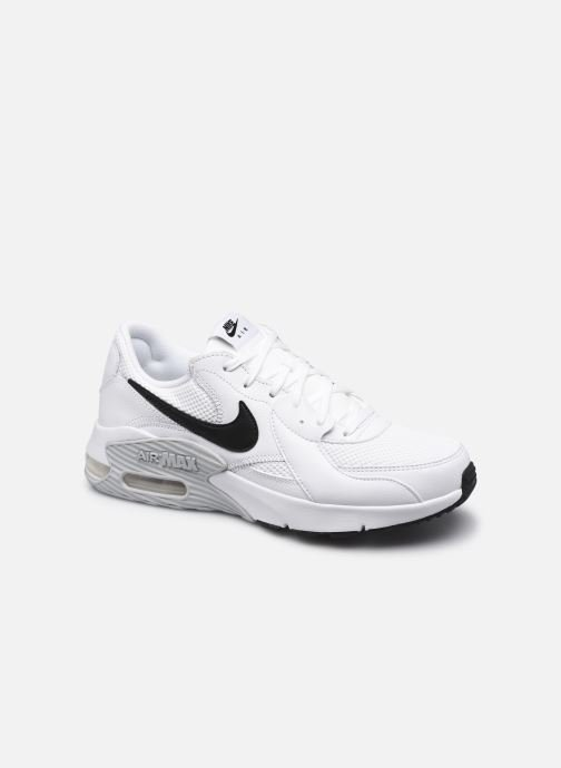 Baskets Nike NIKE AIR MAX EXCEE Blanc vue détail/paire