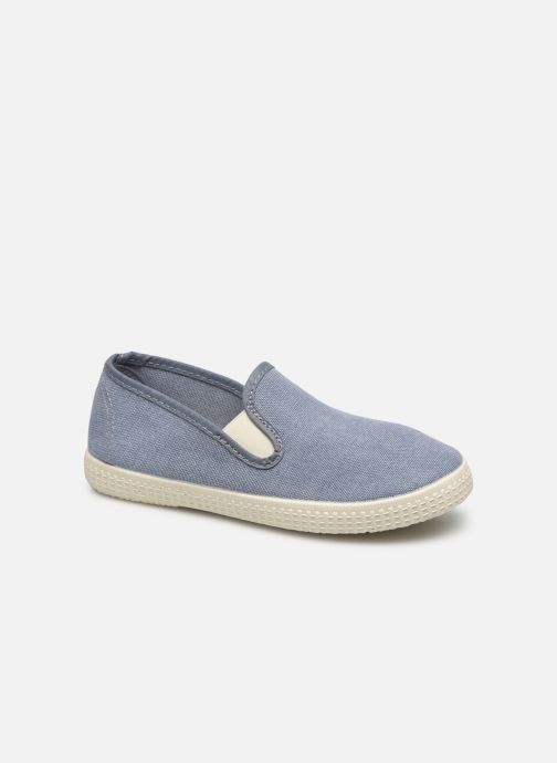 Baskets - Slip On Toile