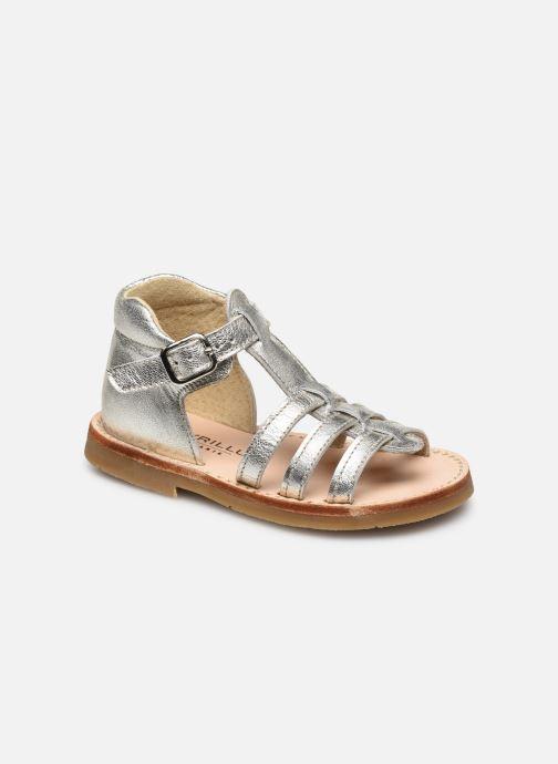 Sandales et nu-pieds Enfant Sandalette Fille Multi Brides