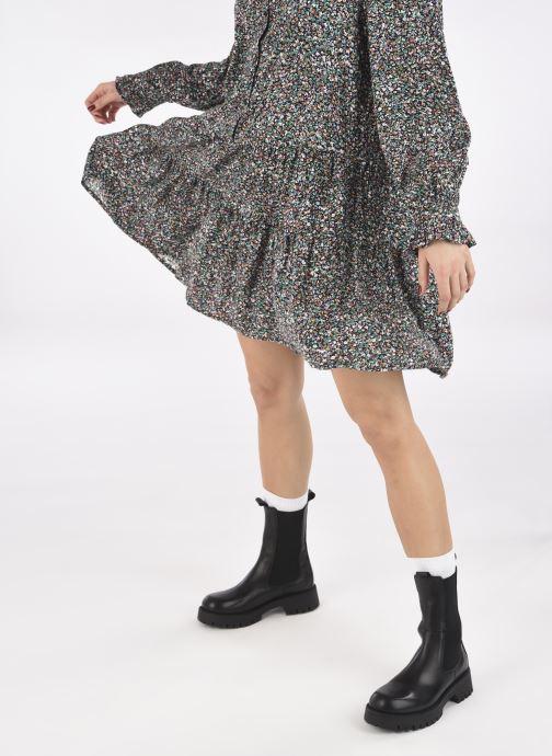 Stiefeletten & Boots Jonak RIDLE schwarz ansicht von unten / tasche getragen