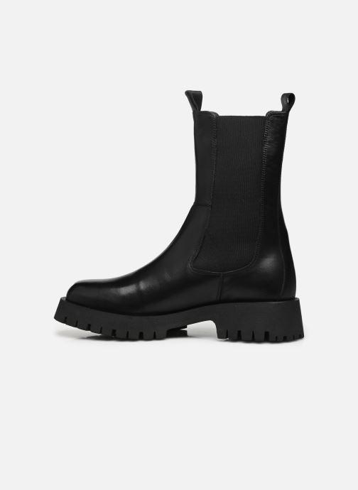 Stiefeletten & Boots Jonak RIDLE schwarz ansicht von vorne