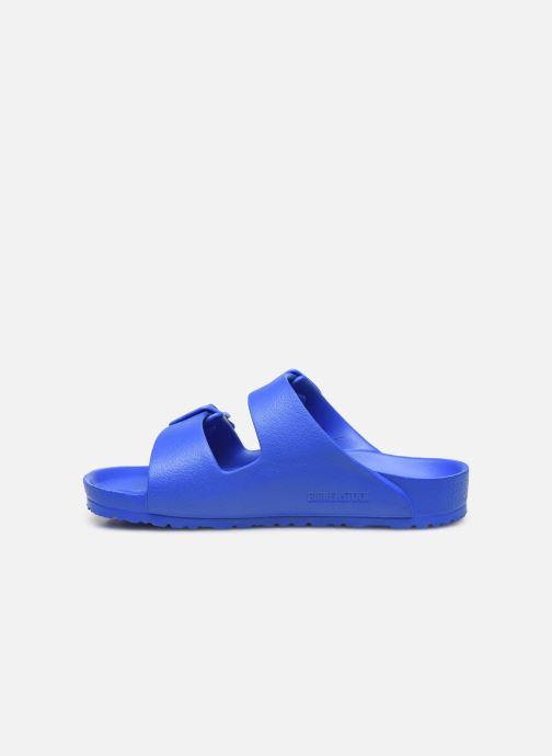 Sandali e scarpe aperte Birkenstock Arizona EVA Azzurro immagine frontale