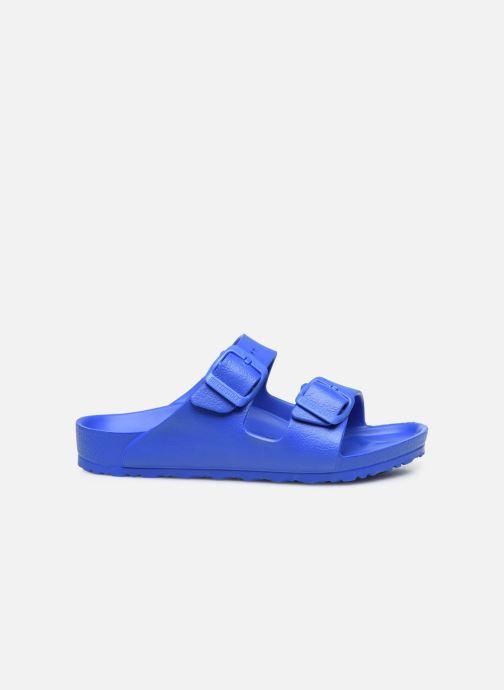 Sandali e scarpe aperte Birkenstock Arizona EVA Azzurro immagine posteriore