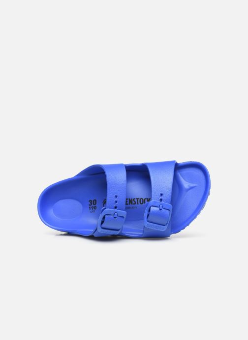 Sandali e scarpe aperte Birkenstock Arizona EVA Azzurro immagine sinistra