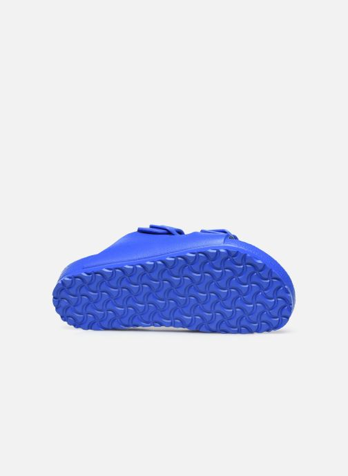 Sandali e scarpe aperte Birkenstock Arizona EVA Azzurro immagine dall'alto