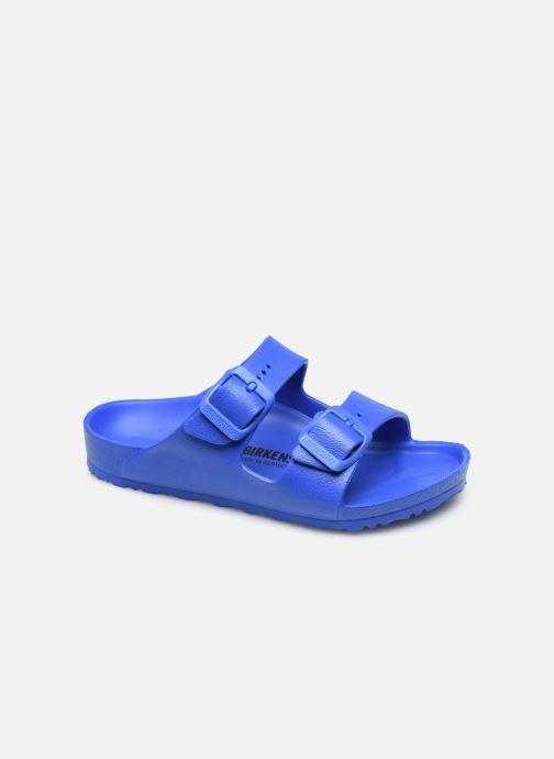 Sandalen Birkenstock Arizona EVA blau detaillierte ansicht/modell