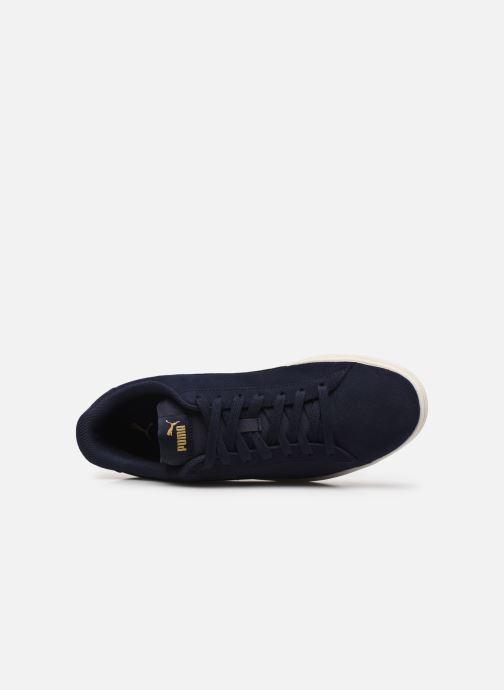 Sneakers Puma Puma Smash V2 Blauw links
