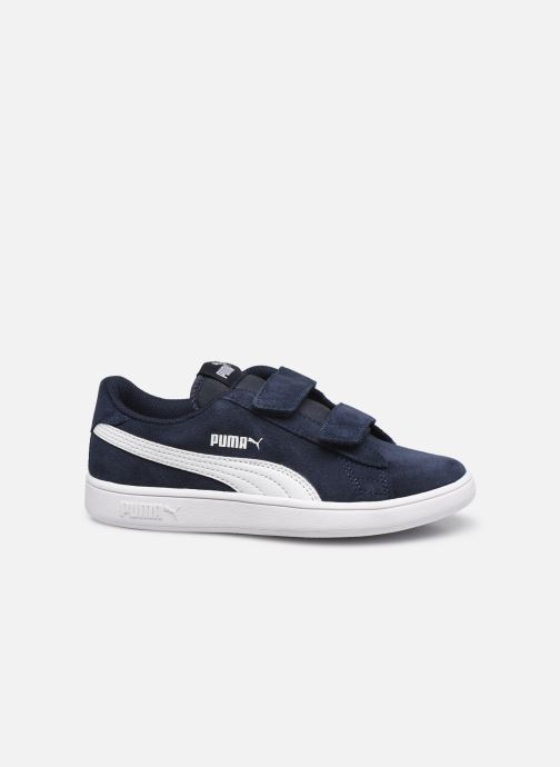Sneakers Puma Ps Puma Smash V2 Sd V Blauw achterkant