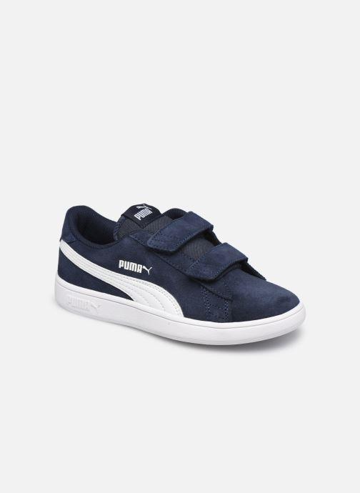 Sneakers Puma Ps Puma Smash V2 Sd V Blauw detail