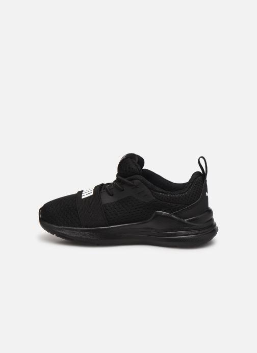 Sneaker Puma Inf Wired Run schwarz ansicht von vorne