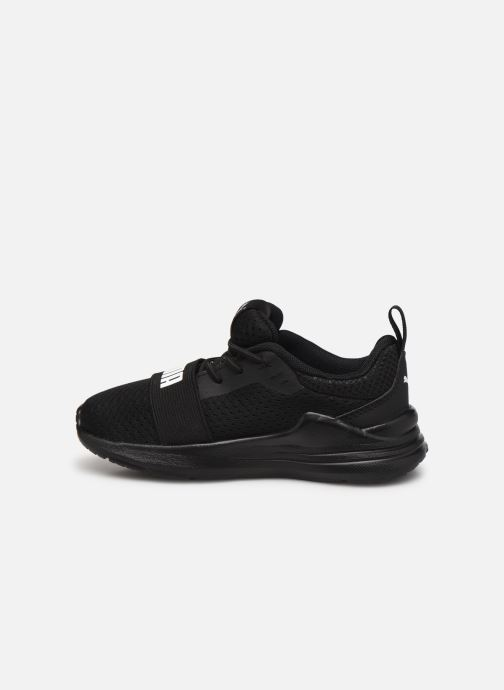 Sneakers Puma Inf Wired Run Zwart voorkant