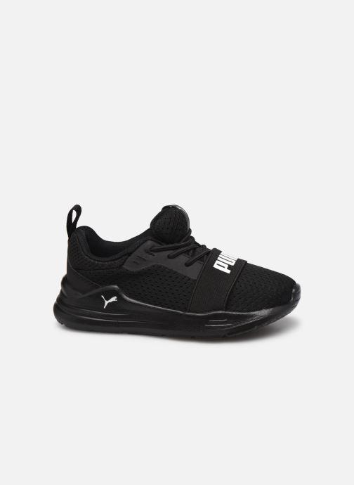 Sneaker Puma Inf Wired Run schwarz ansicht von hinten
