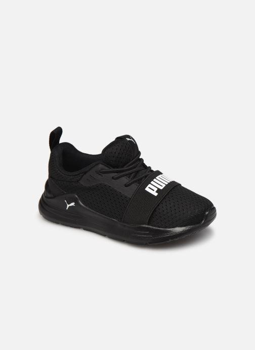 Sneakers Puma Inf Wired Run Zwart detail