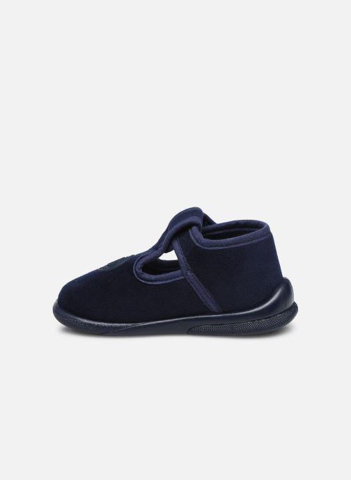 Pantofole Jacadi Cocoon Azzurro immagine frontale