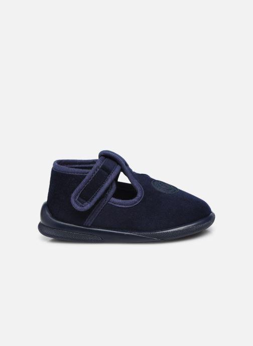 Pantoffels Jacadi Cocoon Blauw achterkant