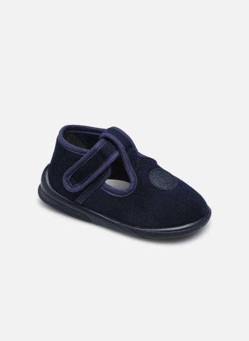 Pantoffels Jacadi Cocoon Blauw detail
