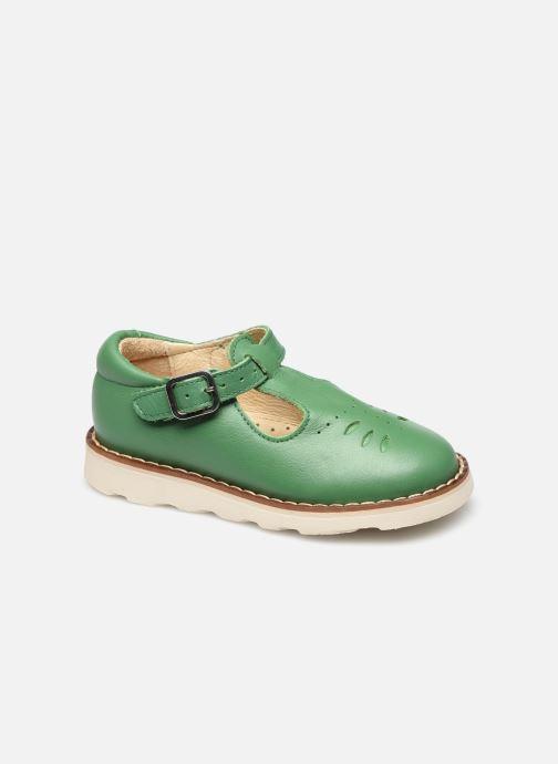 Sandales et nu-pieds Jacadi Berlingot Vert vue détail/paire