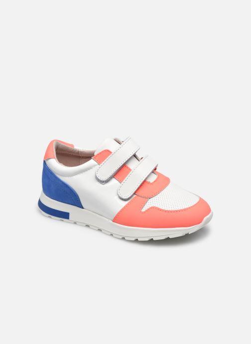 Sneaker Kinder Coquelicot