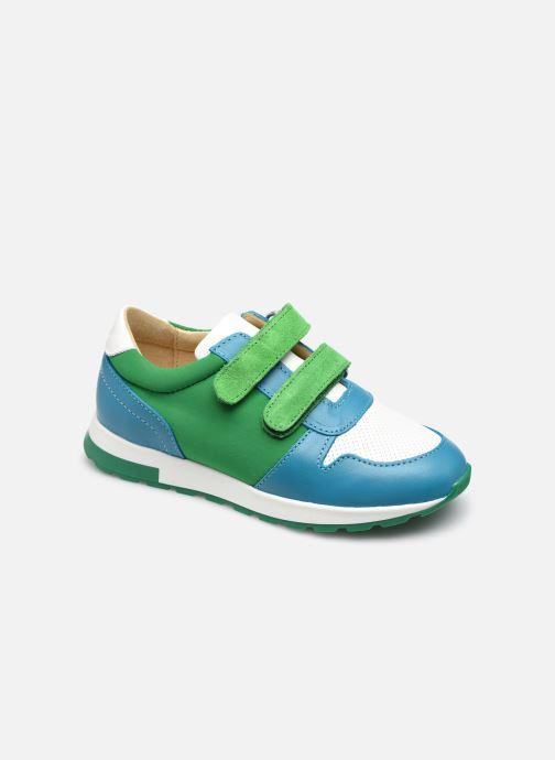 Sneaker Jacadi Lucky grün detaillierte ansicht/modell