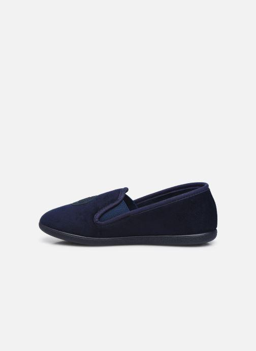 Pantofole Jacadi Copain Azzurro immagine frontale