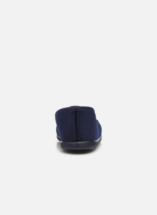 Pantofole Jacadi Copain Azzurro immagine destra