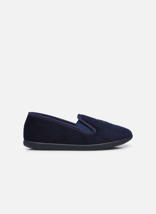 Pantofole Jacadi Copain Azzurro immagine posteriore