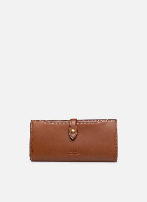 Portemonnaies & Clutches Polo Ralph Lauren Slm Snap Wlt-Wallet-Small braun detaillierte ansicht/modell