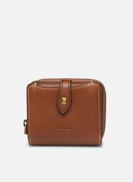 Portemonnaies & Clutches Polo Ralph Lauren SNAP CMP WALLET braun detaillierte ansicht/modell