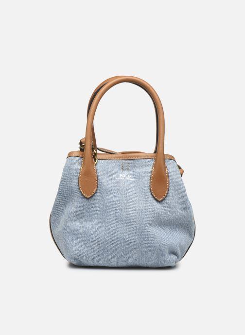 Handtaschen Polo Ralph Lauren BELLPORT TOTE MINI blau detaillierte ansicht/modell