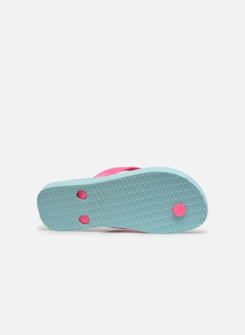 Slippers Havaianas Kids Top Fashion Blauw boven