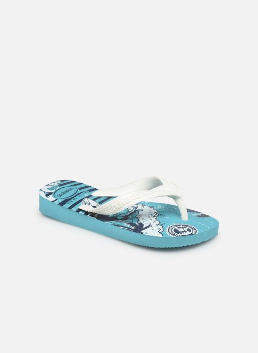 Slippers Havaianas Kids Atlhetic Blauw detail