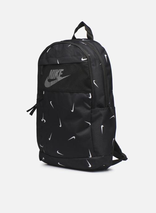 Rucksäcke Nike Nk Elmntl Bkpk - Aop 1 schwarz schuhe getragen