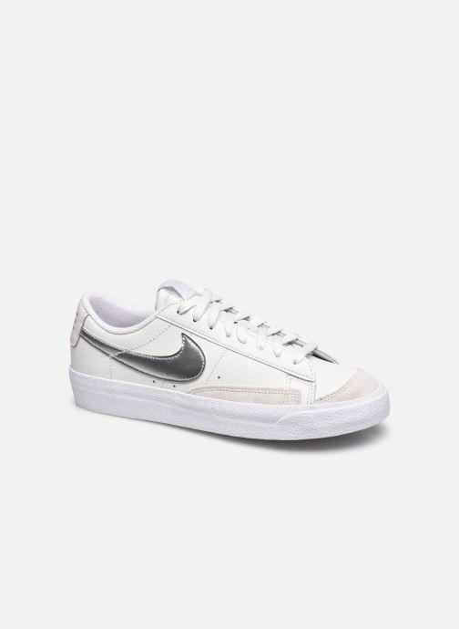 Deportivas Nike Blazer Low '77 (Gs) Blanco vista de detalle / par