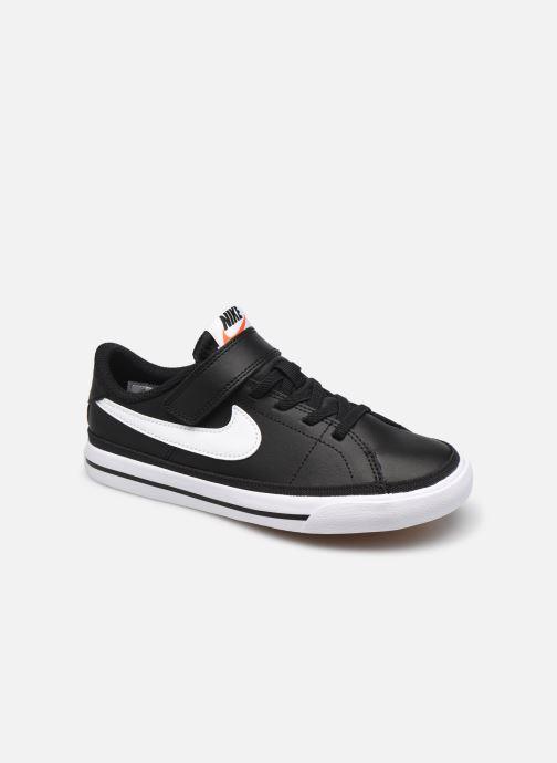 Baskets Nike Nike Court Legacy (Psv) Noir vue détail/paire