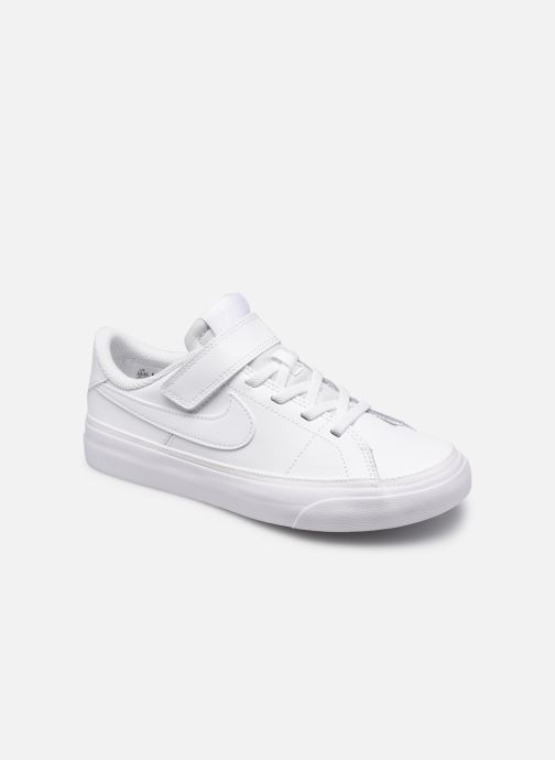 Sneaker Nike Nike Court Legacy (Psv) weiß detaillierte ansicht/modell