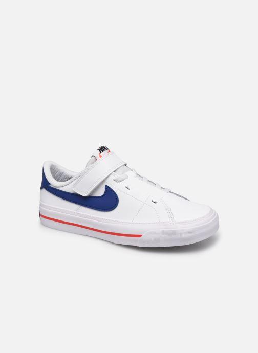 Baskets Nike Nike Court Legacy (Psv) Blanc vue détail/paire