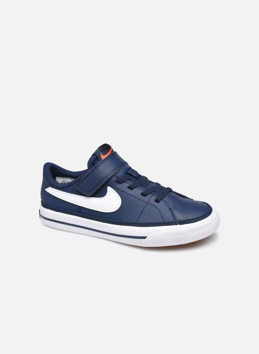 Deportivas Nike Nike Court Legacy (Psv) Azul vista de detalle / par