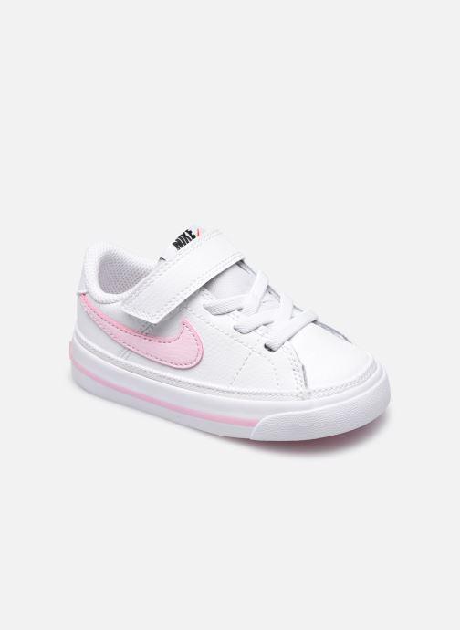 Deportivas Nike Nike Court Legacy (Tdv) Blanco vista de detalle / par