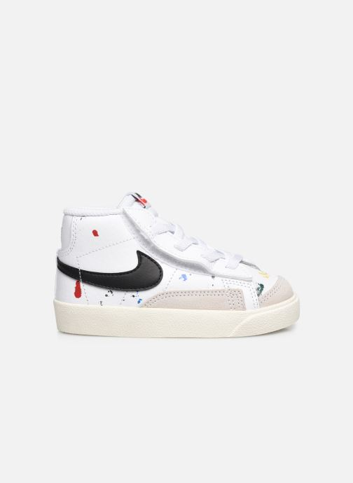 Sneakers Nike Blazer Mid '77 Bb (Td) Bianco immagine posteriore
