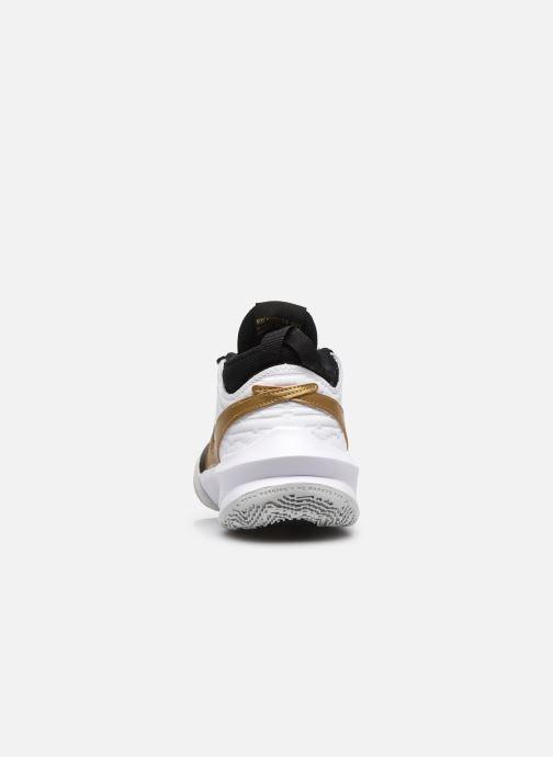 Sneakers Nike Team Hustle D 10 (Gs) Zwart rechts