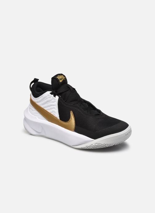 Sneakers Nike Team Hustle D 10 (Gs) Zwart detail