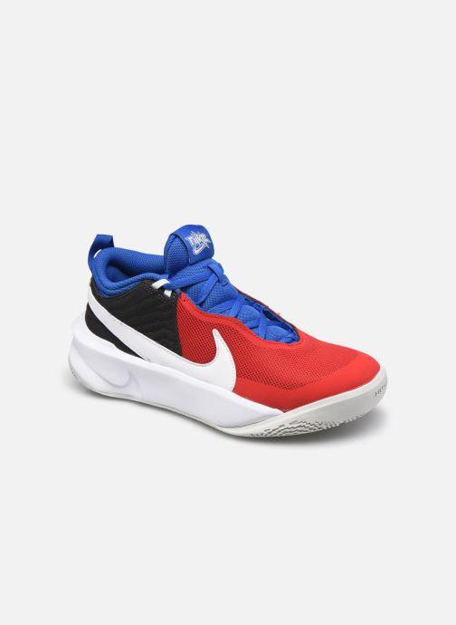 Baskets Nike Team Hustle D 10 (Gs) Noir vue détail/paire